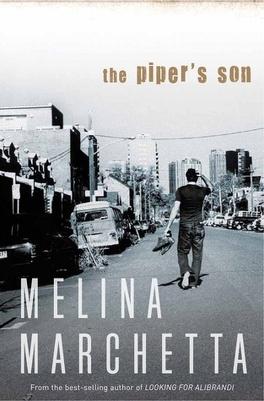 Couverture du livre : The Piper's Son