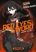 Red Eyes Sword - Akame ga Kill !, Tome 5