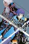 couverture Final Fantasy Type-0 - Le Guerrier à l'épée de Glace, Tome 2