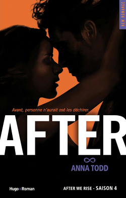 Couverture de After, Saison 4 : After We Rise