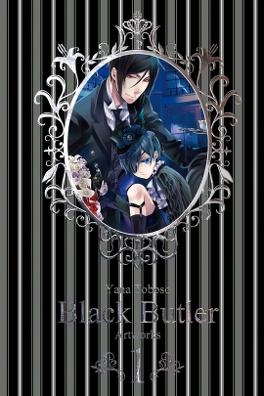 Couverture du livre : Black Butler - Artbook, tome 1
