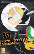 Haikyū !! Les As du volley, Tome 10