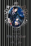 couverture Black Butler - Artbook, tome 1