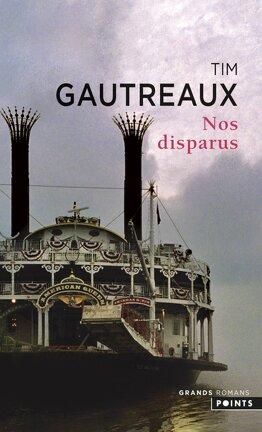 Couverture du livre : Nos disparus