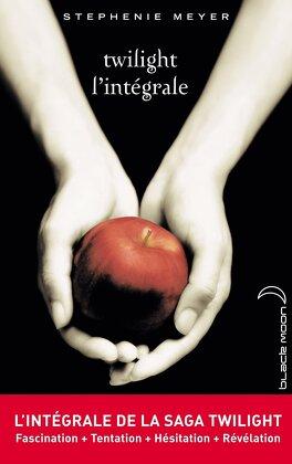 Couverture du livre : Twilight, Intégrale