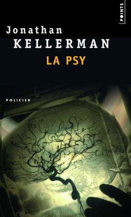 Couverture du livre : La psy