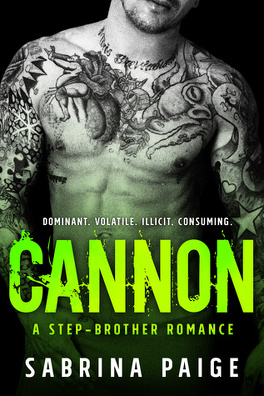 Couverture du livre : Step-Brother Romances, Tome 3 : Cannon