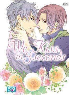 Couverture du livre : We Kiss in 3 seconds