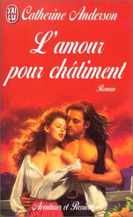 Couverture du livre : L'amour pour châtiment