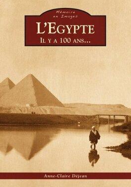 Couverture du livre : L'Egypte il y a cent ans