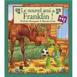 Couverture du livre : Le nouvel ami de Franklin