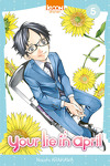 couverture Your lie in april, tome 5
