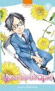 Your lie in april, tome 5