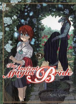 Couverture du livre : The Ancient Magus Bride, Tome 2