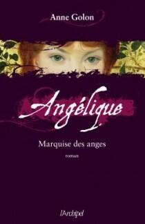 Couverture du livre : Angélique, marquise des anges