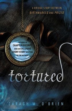 Couverture du livre : Birth Marked, Tome 1.5 : Tortured