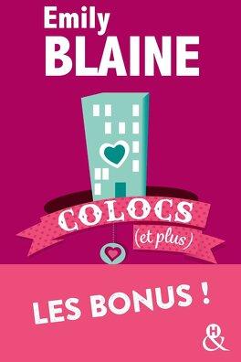 Couverture du livre : Colocs (et plus) - L'intégrale des bonus