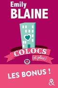 Colocs (et plus) - L'intégrale des bonus