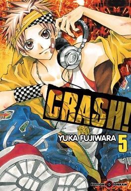 Couverture du livre : Crash! Tome 5
