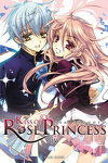 couverture Kiss of Rose Princess, Tome 4