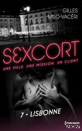 Couverture du livre : Sexcort, Tome 7 : Lisbonne