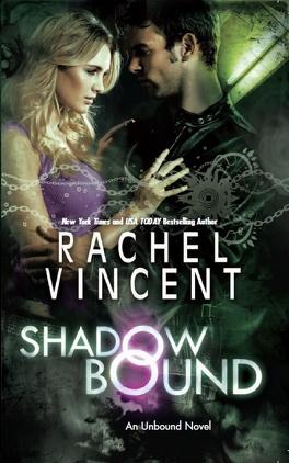 Couverture du livre : Unbound, Tome 2 : Shadow Bound