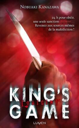 Couverture du livre : King's Game, Tome 3: Origin