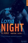 couverture Night Owl, Tome 1 : Long Night