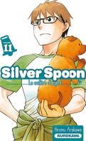 Silver Spoon : La cuillère d'argent, Tome 11