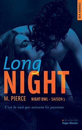 Couverture du livre : Night Owl, Tome 1 : Long Night