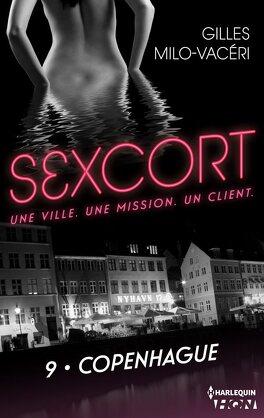 Couverture du livre : Sexcort, Tome 9 : Copenhague