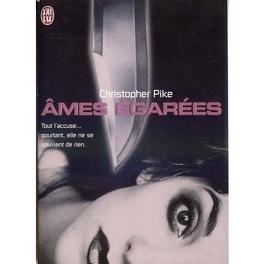 Couverture du livre : Ames égarées
