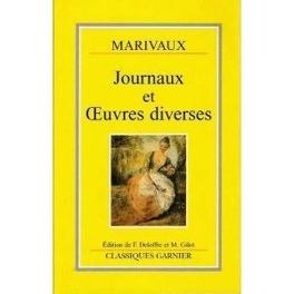 Couverture du livre : Journaux et oeuvres diverses