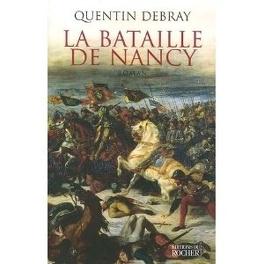 Couverture du livre : La bataille de Nancy