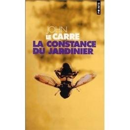 Couverture du livre : La Constance du jardinier