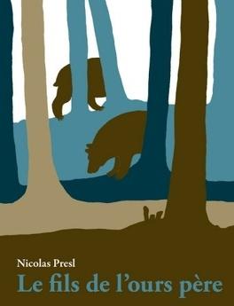 Couverture du livre : Le Fils de l'ours père