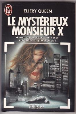 Couverture du livre : Le mystérieux Monsieur X