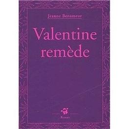 Couverture du livre : Valentine Remède