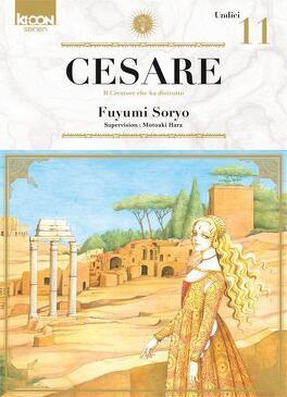 Couverture du livre : Cesare Tome 11