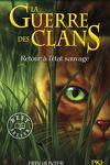 couverture La Guerre des clans, tome 1 : Retour à l'état sauvage