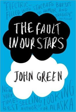 Couverture du livre : The Fault in Our Stars