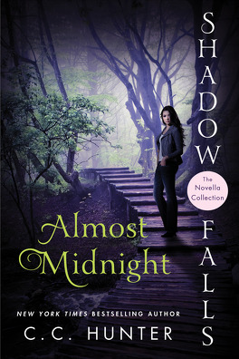 Couverture du livre : Almost Midnight