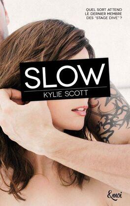 Couverture du livre : Stage Dive, tome 4 : Slow