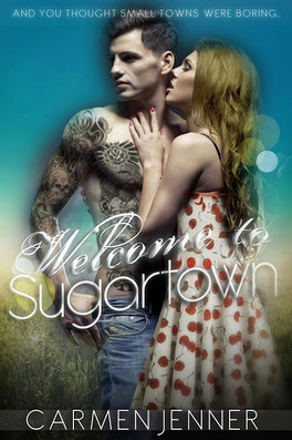 Couverture du livre : Sugartown, Tome 1 : Welcome to Sugartown