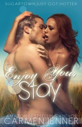 Couverture du livre : Sugartown, Tome 2 : Enjoy Your Stay