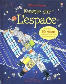 Couverture du livre : Fenêtre sur l'espace