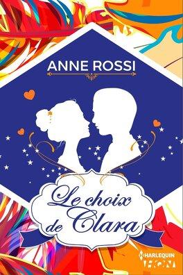 Couverture du livre : Le choix de Clara