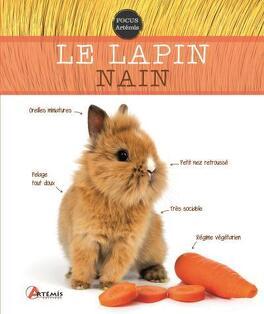 Couverture du livre : Le lapin nain