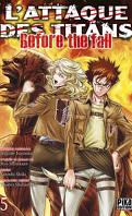 L'attaque des Titans - Before The Fall, tome 5