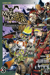 couverture Monster Hunter Episode, Tome 3